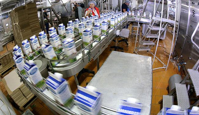 Какие новосибирские производители молока формируют рынок?