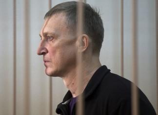 Бывший начальник СУ СКР по Кемеровской области Сергей Калинкин. Фото: ТАСС