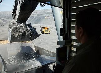 Угольные предприятия Кузбасса