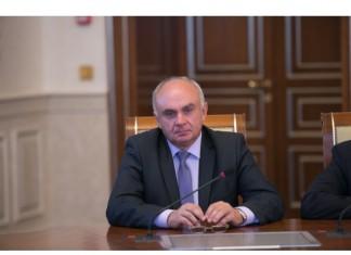Александр Дубовицкий. Фото пресс-службы правительства Новосибирской области