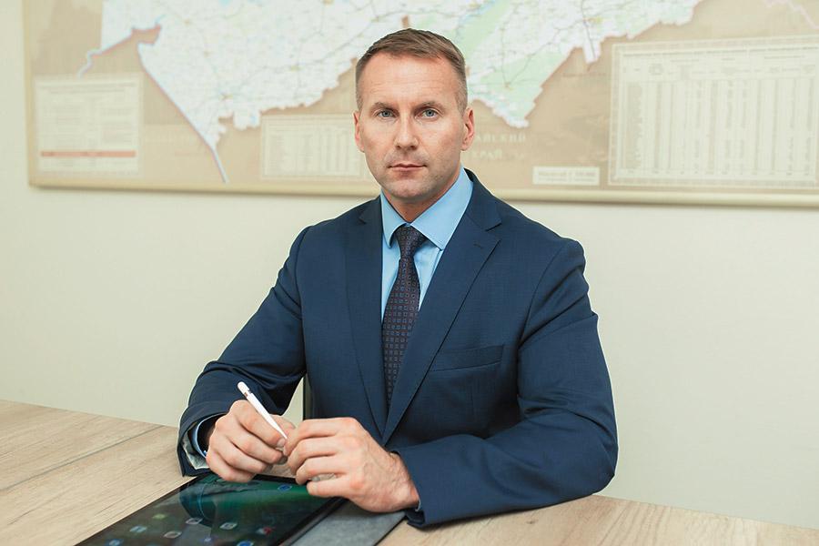 Александр Зырянов, генеральный директор Агентства инвестиционного развития Новосибирской области