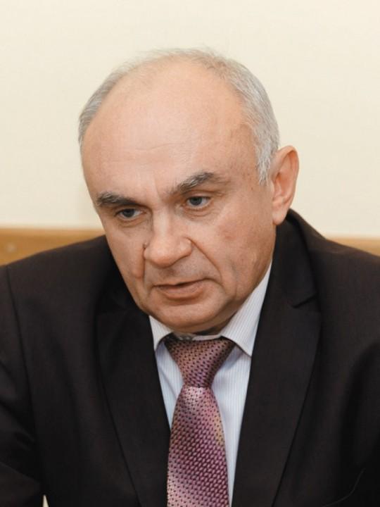 Александр Дубовицкий, глава Сузунского района Новосибирской области