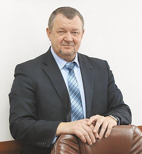 Юрий Вязов, глава Баганского муниципального района НСО