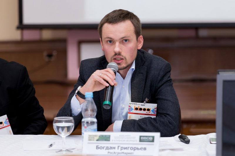 гендиректор холдинга Богдан Григорьев