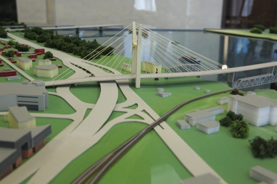 Какие проблемы решит четвертый мост через Обь в Новосибирске? - Фотография