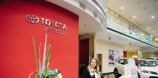 "Фото: эккаунт ""Тойота Центр Барнаул"" во ВКонтакте"