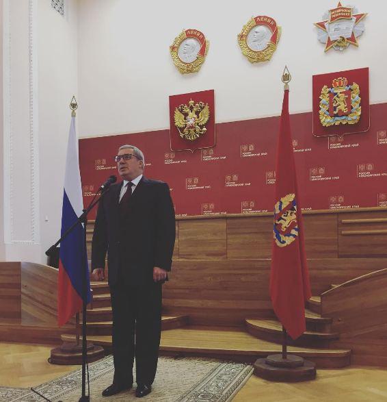 Виктор Толоконский объявил об уходе со своего поста. Фото Алексея Клешко