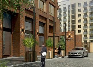 Дизайн-проект жилого комплекса «Ядринцевский квартал». Фото предоставлено застройщиком.