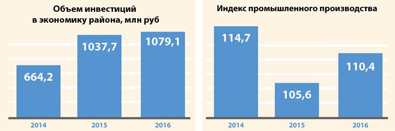 Инвестиции в экономику Купинского района