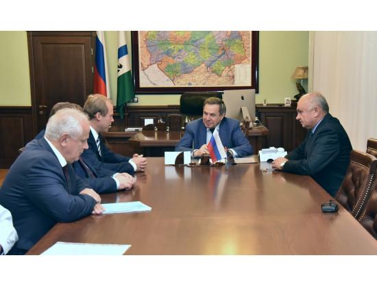 Миниатюра для: В Новосибирской области к запуску готовится рыбоперерабатывающий завод мощностью 70 тонн