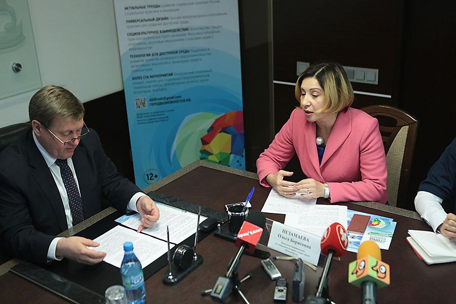 Анатолий Локоть подвел итоги второго форума «Новосибирск ─ город безграничных возможностей»