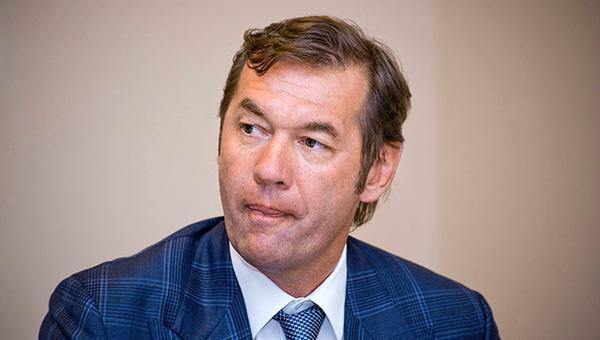 Андрей Кузяев (на фото) продолжает покупки региональных операторов связи. Фото: newsko.ru