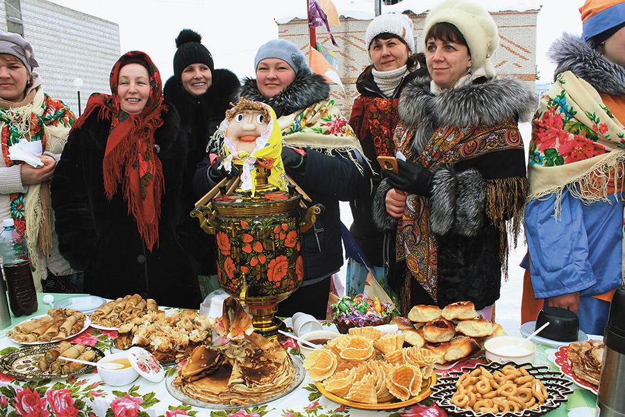 Усть-Таркский район