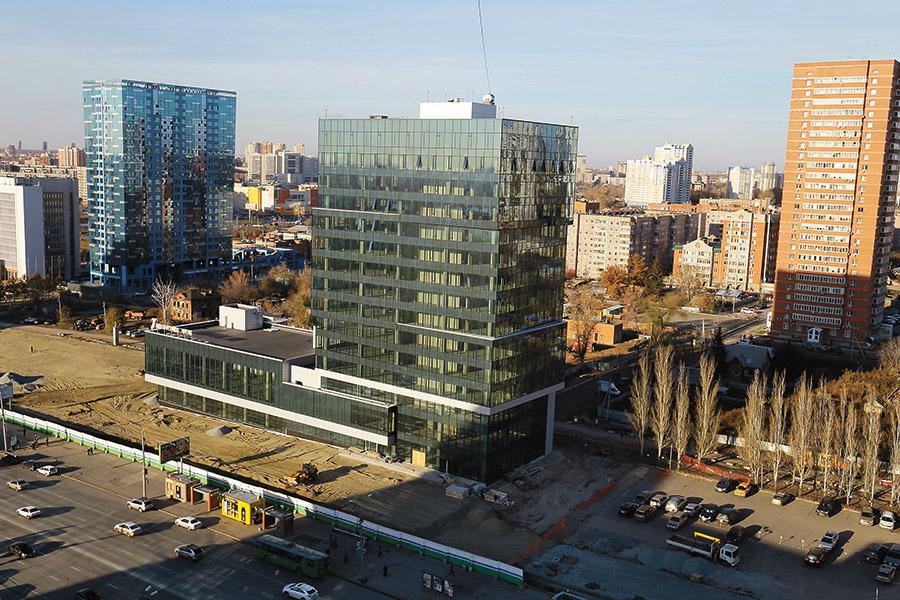 Обзор аренда офисов новосибирск аналитика бизнес-центр класс а снять в аренду офис Тайнинская улица