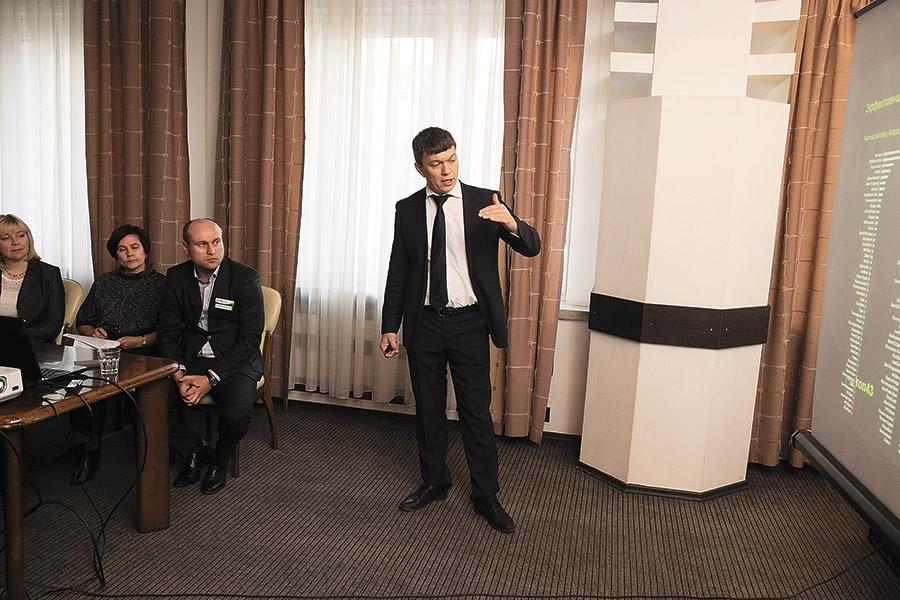 Руководитель территориального управления «Сибирь» ОТП Банка Павел Сухоревский