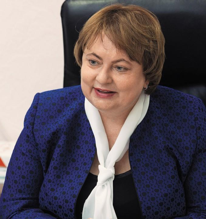 Директор санатория-профилактория «Восток» Елена Гунбина