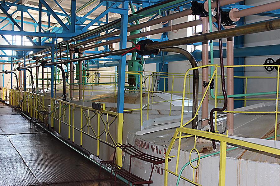 На территории района налажено производство спирта