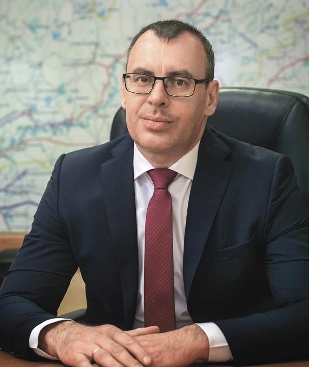Олег Караваев, глава Куйбышевского района НСО