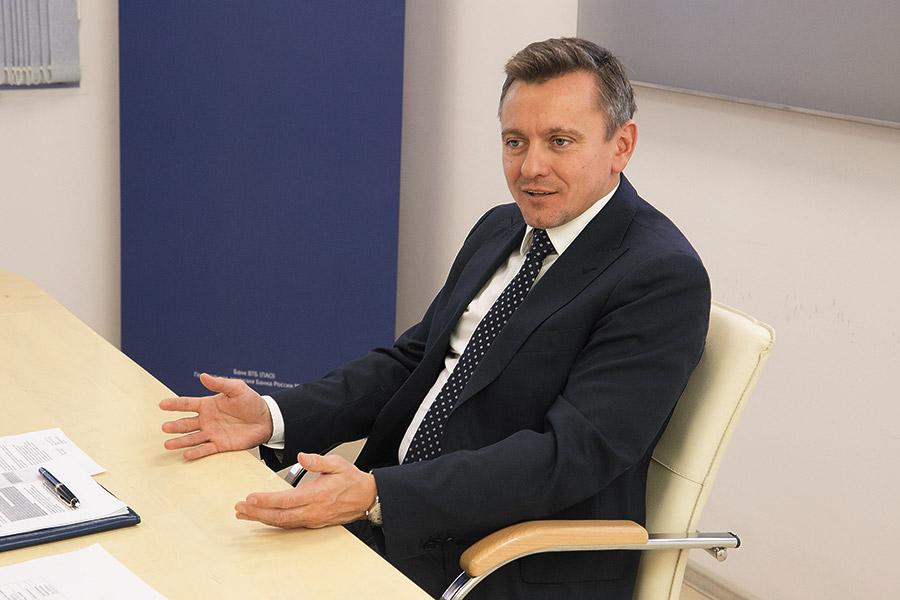 Брюханов, ВТБ