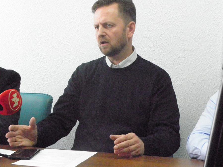 Вице-президент Межрегиональной ассоциации руководителей предприятий (МАРП), юрист Сергей Карпекин