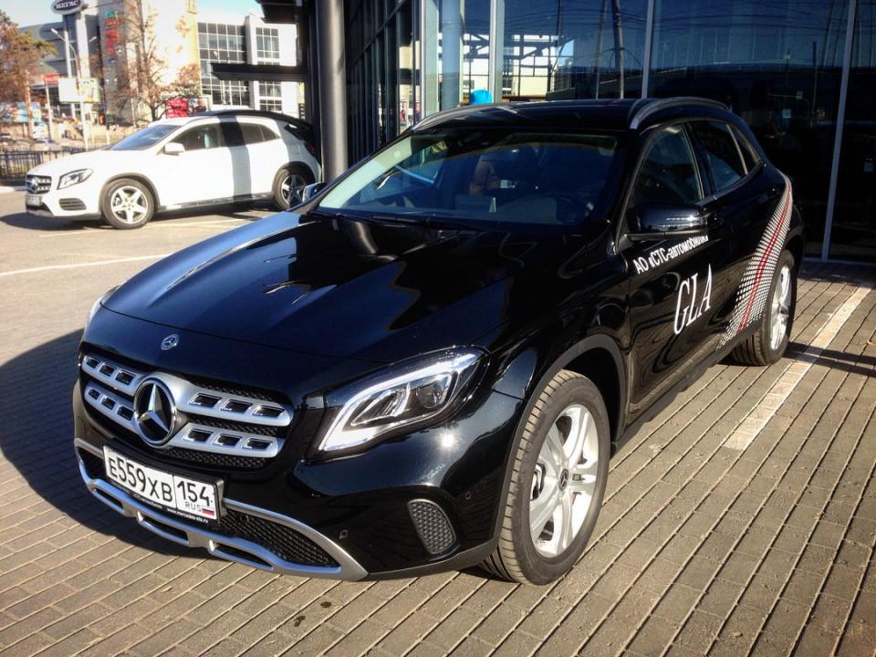 «СТС-Автомобили» (официальный дилер Mercedes-Benz в Новосибирске)