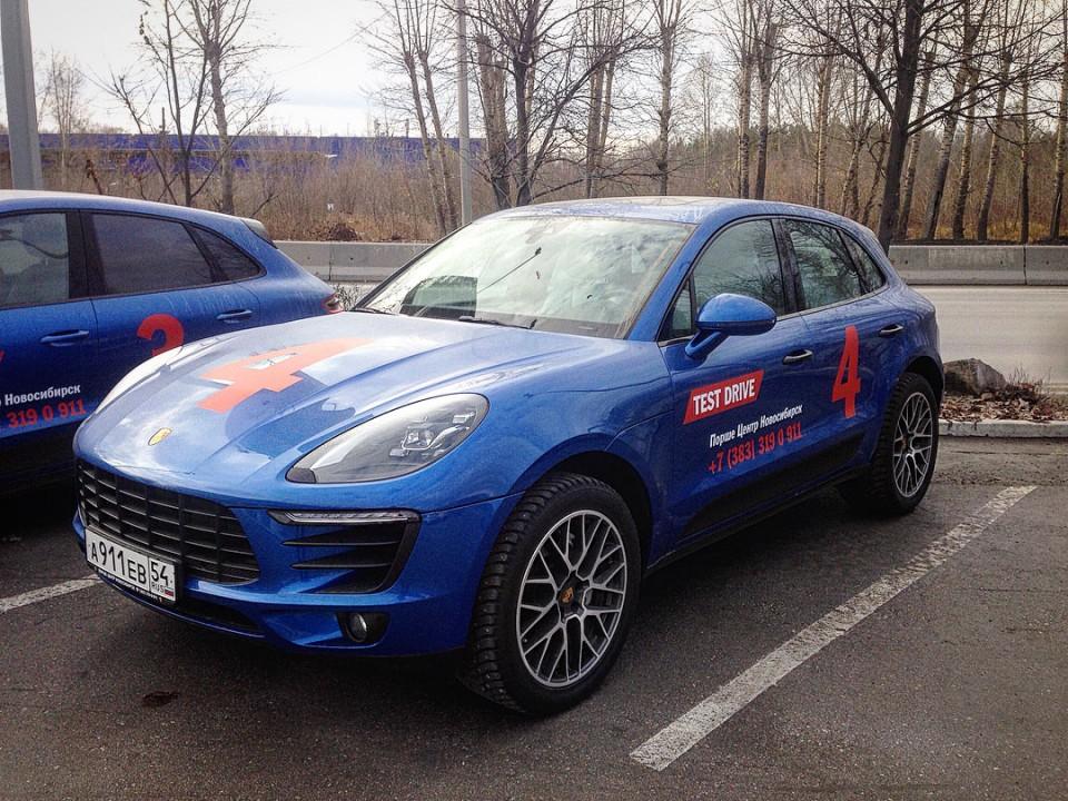 «Премиумпарк» (официальный дилер Porsche в Новосибирске)