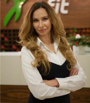 Ирина Туманова. Фото компании X-Fit