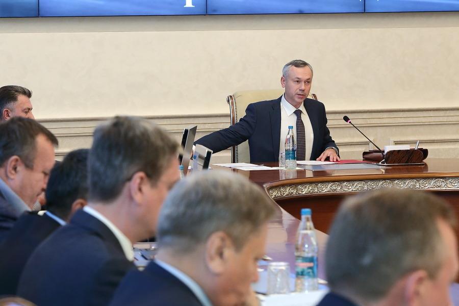 Проект новосибирской городской электрички будут обговаривать и корректировать