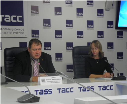 Сергей Сёмка положительно оценил результаты первого года реализации проекта на территории Новосибирской области и выразил уверенность в эффективной работе проекта в последующие годы