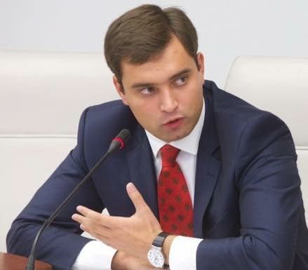 Сын депутата Госдумы стал советником Александра Усса