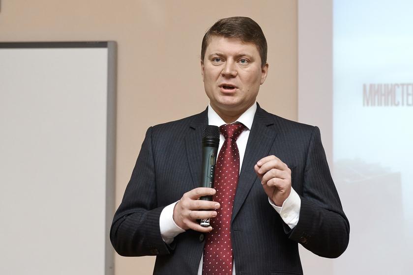 Сергей Еремин стал новым мэром Красноярска. Фото: Mintrans.krskstate.ru