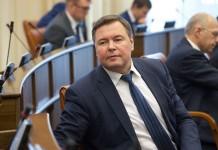 Дмитрий Свиридов стал спикером Красноярского Законодательного собрания