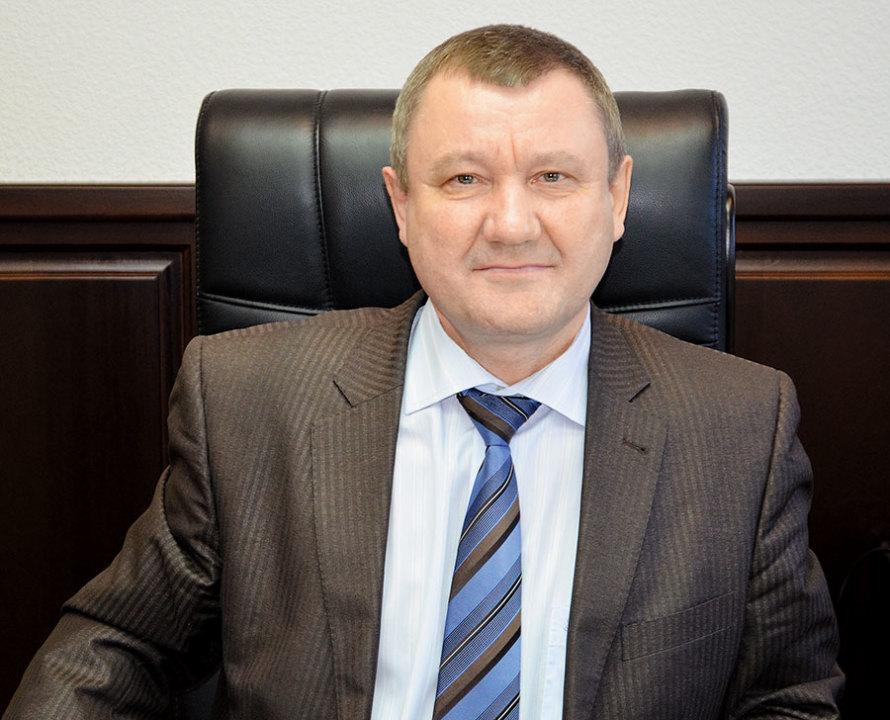 Александр Гофман, глава Карасукского района Новосибирской области