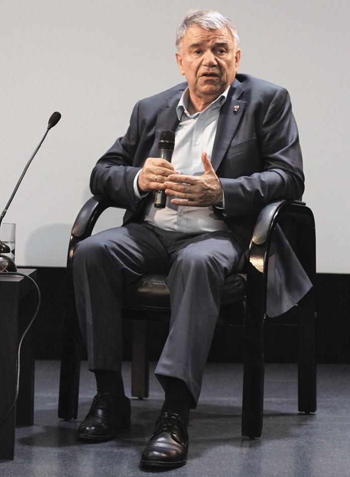 Валентин Пармон (на фото) уже выдвинул ряд громких предложений, вызвавших активные обсуждения в академических кругах. Фото Антона Веселова