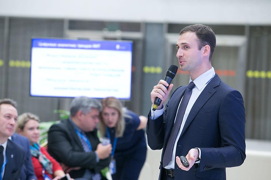 Старший вице-президент по развитию и управлению бизнеса «Ростелекома» Владимир Кириенко