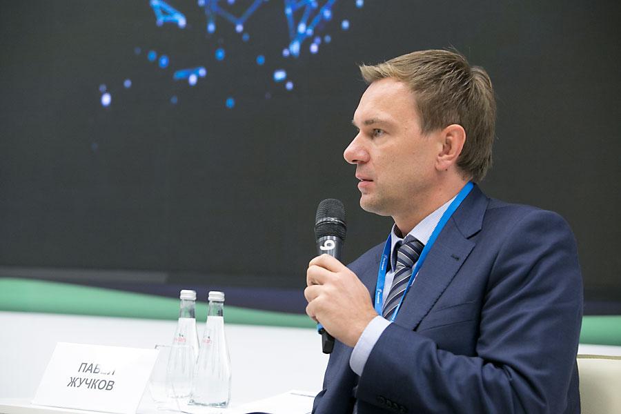 Заместитель руководителя департамента информатизации Новосибирской области Павел Жучков