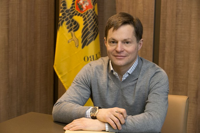 Михаил Обласов