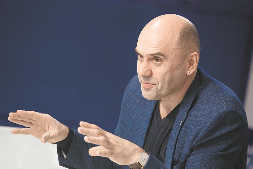 Генеральный директор ГК «Стрижи» Игорь Белокобыльский