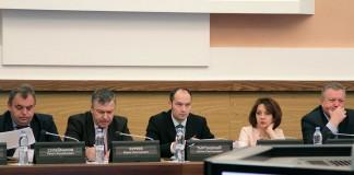 Депутаты профильной комиссии горсовета Новосибирска