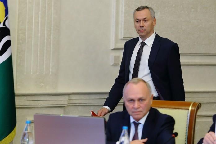 Каким должен быть председатель правительства Новосибирской области?