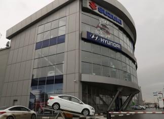 В Новосибирске в автокомплексе на Энергетиков поселится бренд Ford. Фото Михаила Перикова