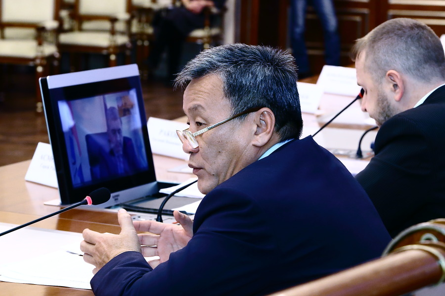 Освободилось кресло министра ЖКХ Новосибирской области