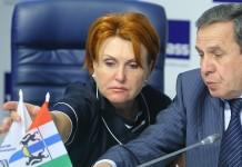 Надежда Болтенко и Владимир Городецкий