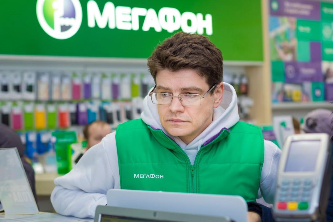 В «МегаФоне» отмечают, что главный тренд на сегодня в области сервиса — это смартфонизация. Фото компании «МегаФон»
