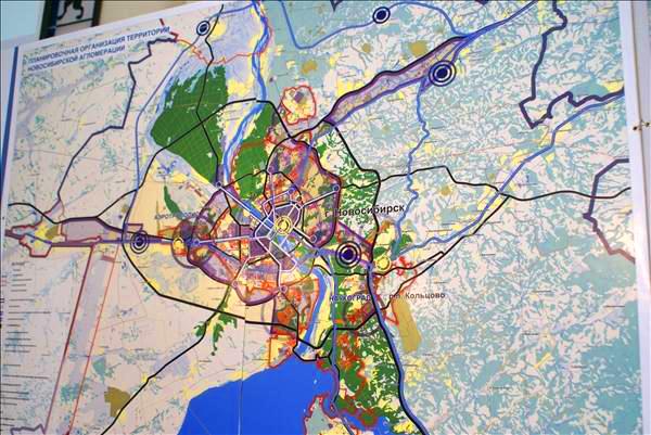 Врио губернатора Новосибирской области высказался о предложении Алексея Кудрина создать агломерацию Томск-Новосибирск-Барнаул