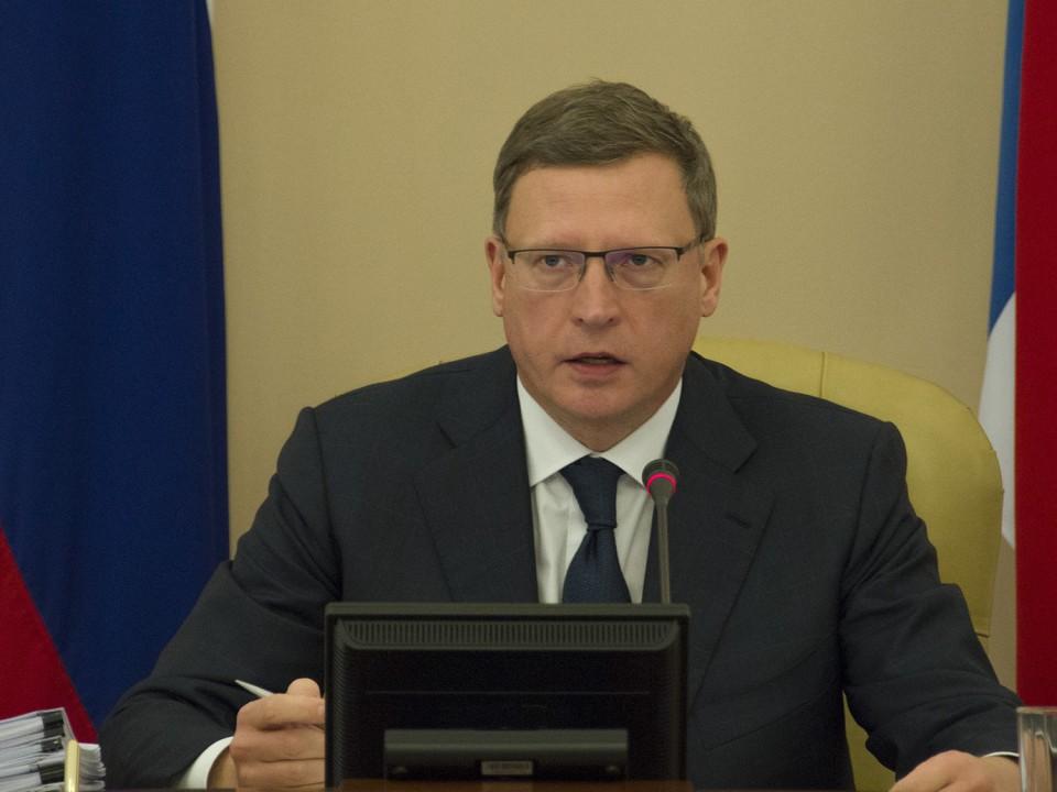 Очередная громкая отставка произошла в правительстве Омской области