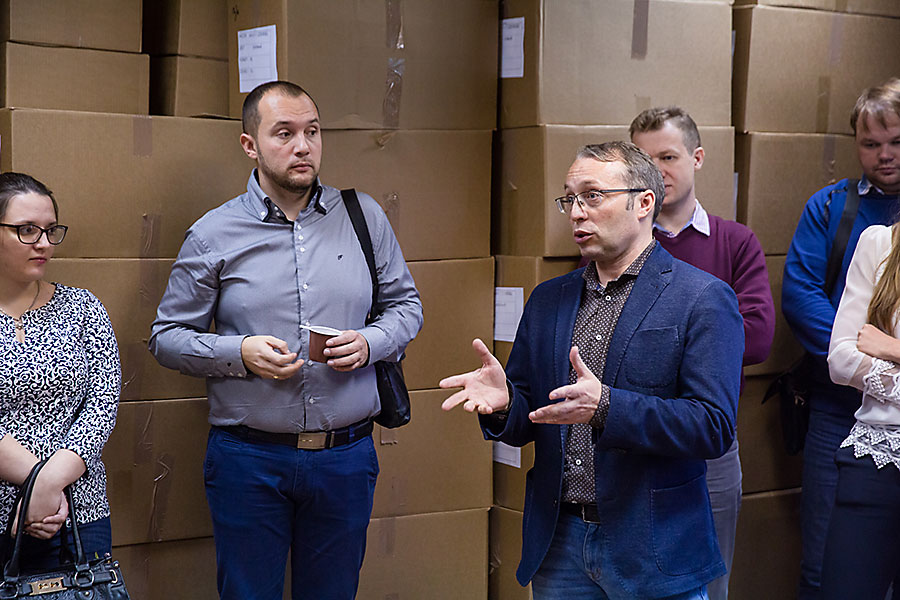 Сибирский производственный форум-2017