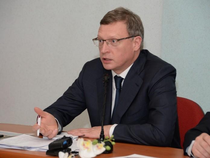 Миниатюра для: «Придётся сильно стучаться в двери федералов»: врио губернатора Омской области высказался об омском метро