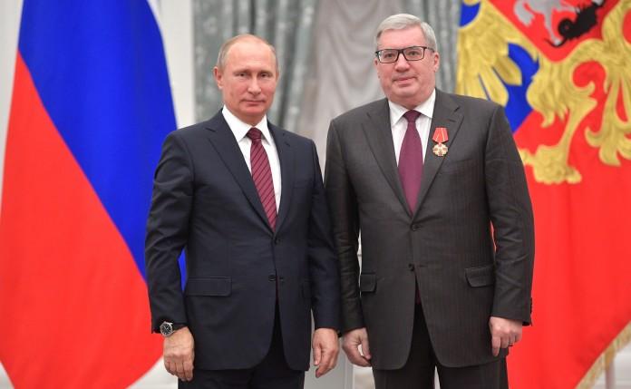 Миниатюра для: Виктор Толоконский утратил возможность войти в совет директоров РЖД