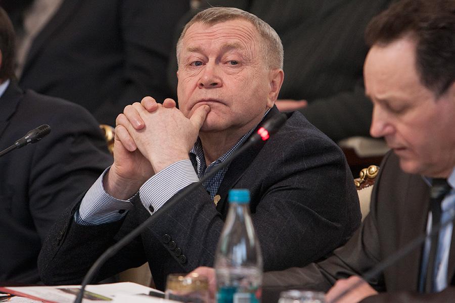 Заместитель генерального директора Новосибирской продовольственной корпорации Денис Тепляков